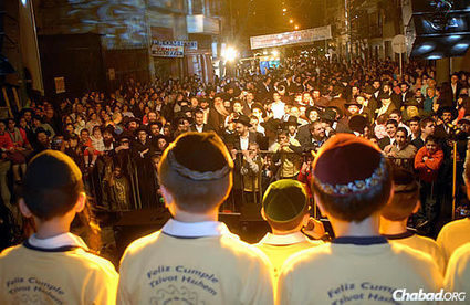How Chabad Took Root in Argentina: The Early Years | Jewish Education Around the World | Scoop.it