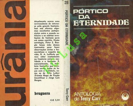 Pórtico da eternidade   Ficção científica literária   Scoop.it