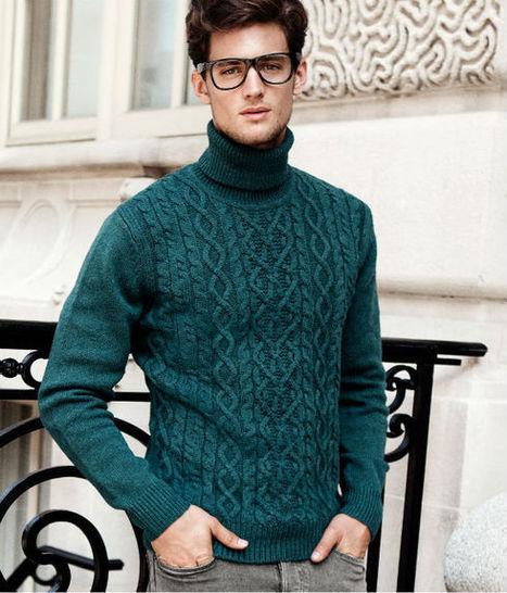Fall-Winter 2012-2013 Men's Fashion Colors (I): Dark Green | just me | Scoop.it