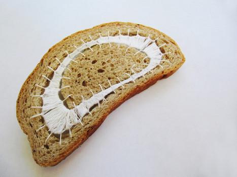Un pain cousu de fil blanc - La boite verte | Inspiration et créativité | Scoop.it