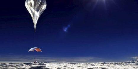 20 minutes - Un petit voyage dans la stratosphère? - Insolite | Veille_Strategique - tourisme insolite | Scoop.it
