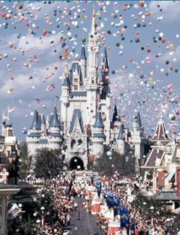 Timeline: Celebrating 40 Years at Walt Disney World   Transmedia: Storytelling for the Digital Age   Scoop.it