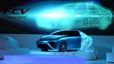 Toyota eyes fuel cell car by 2015 | AQA - BUSS3 - Operations Management | Scoop.it