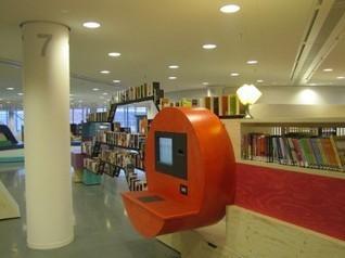 Wat vindt u waar in de bibliotheek? | De Informatieprofessional | Scoop.it