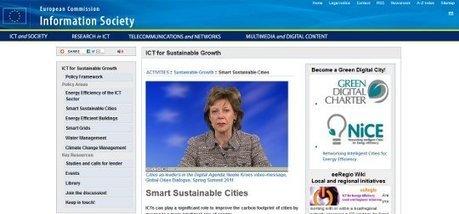Un partenariat d'innovation pour les villes et communautés intelligentes»   La Fonderie   Territoires, coopération et numérique   Scoop.it