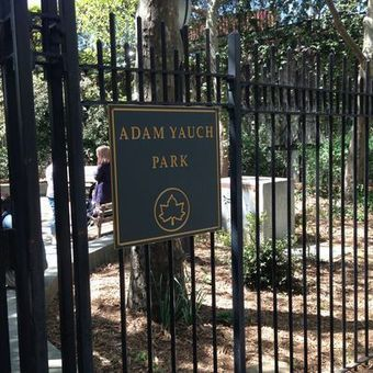 Pics: Adam Yauch Park honors beloved Beastie | Winning The Internet | Scoop.it