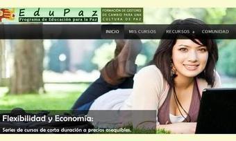 Curso virtual de Educapaz: Liderazgo para la Paz | Human Nature and Culture of Peace | Scoop.it