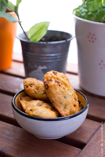 Madeleines chorizo et Parmesan | The Voice of Cheese | Scoop.it