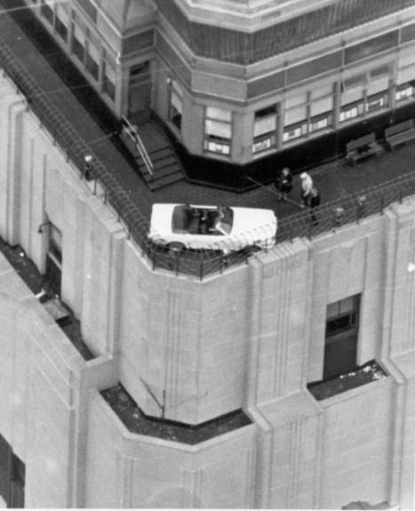 Así subió el Ford Mustang al Empire State en 1964 (y lo hará de nuevo)   MAZAMORRA en morada   Scoop.it