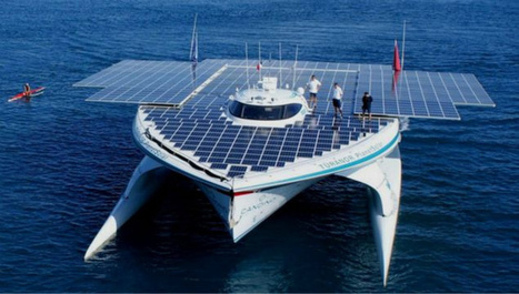 Conoce el PlanetSolar, la embarcación más grande del mundo propulsada exclusivamente con energía solar | Noticias de ecologia y medio ambiente | ECOSALUD | Scoop.it