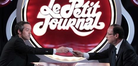 Ce que cache le départ de Yann Barthès du Petit journal de Canal+ | Actu des médias | Scoop.it