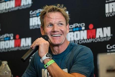 Gordon Ramsay Lost 30 Pounds to Compete In Ironman Triathlon [5 PHOTOS] - FOODBEAST   ExtremeX   Scoop.it