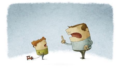 El mal humor del padre causa estragos en el desarrollo emocional y cognitivo de sus hijos | El diario de Alvaretto | Scoop.it