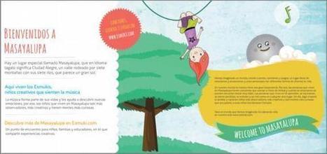 Esmuki. Contenido multimedia para desarrollar el pensamiento creativo de los niños : Recursos Gratis En Internet | Edu-Recursos 2.0 | Scoop.it