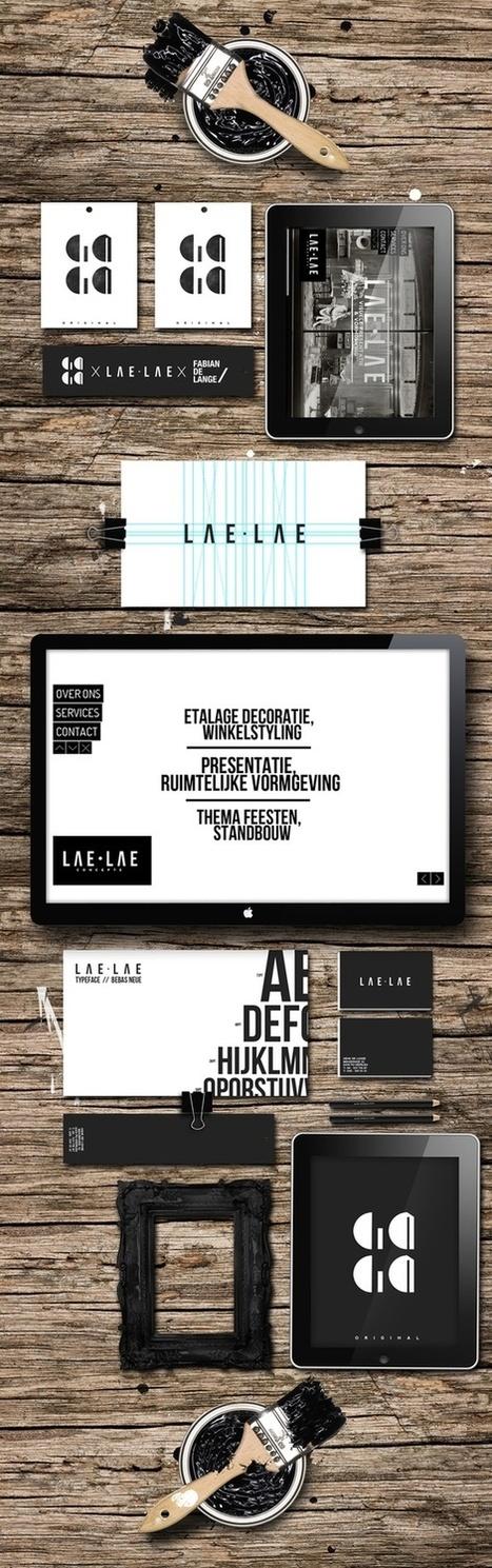 50 Gorgeous Branding Layouts | GoMediaZine | Consumer Engagement Marketing | Scoop.it