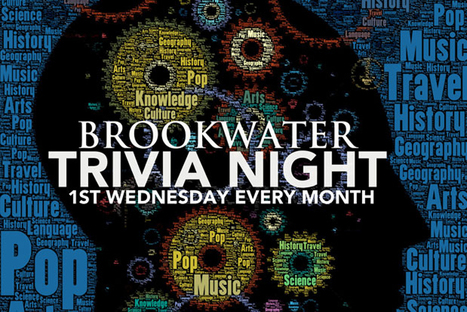 Remember: Tomorrow nights meeting is at Brookwater Golf Club at 6pm followed by Trivia at 7pm | The Greater Springfield Gazette | Scoop.it