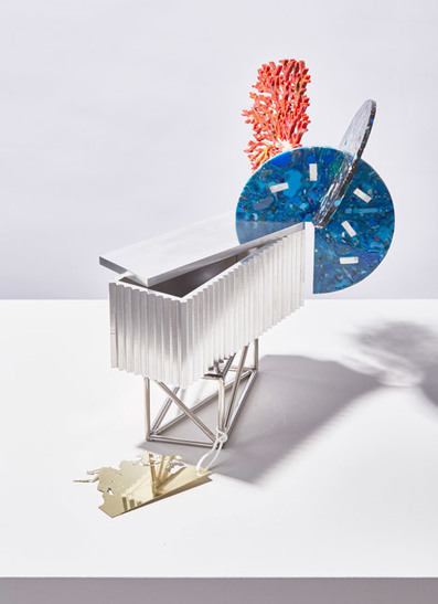 Studio Swine turns ocean plastic into crafted objects | shubush jewellery adornment | Scoop.it