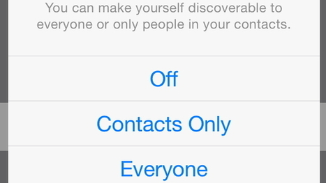 "Set AirDrop to ""Contacts Only"" to Protect Your Privacy (and Your Eyes) 