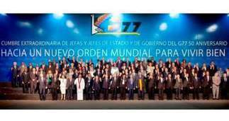 """China, G77 Tyrants, and UN Boss Demand """"New World Order"""" 
