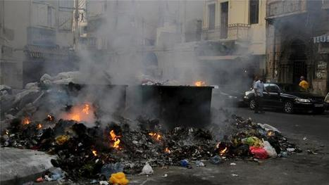 Lebanon's capital drowning in an ocean of trash | IB GEOGRAPHY URBAN ENVIRONMENTS LANCASTER | Scoop.it