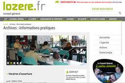 Le nouveau site de la Lozère ouvrira en novembre | La Gazette des ancêtres | Histoire Familiale | Scoop.it