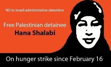 Libérez Hanaa Shalabi immédiatement!   Occupy Belgium   Scoop.it
