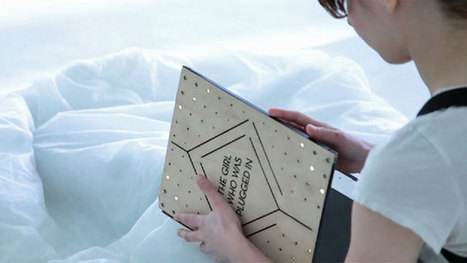 Is This the Future of Reading? MIT's Experimental Sensory Book | Edtech PK-12 | Scoop.it