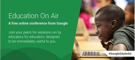 Google Announced A Free Online Education Conference | Homework Helpers | Scoop.it