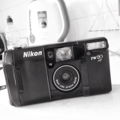Found my new Favorite Film Compact 35mm Camera........ | liveimpression | Scoop.it