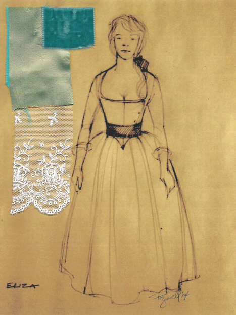 The Costume Design of HAMILTON! - Tyranny of Style   Texas A&M Costume and Dress   Scoop.it