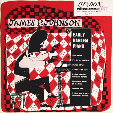 James P. Johnson album cover | Jazz and Draw | Jazz Plus | Scoop.it