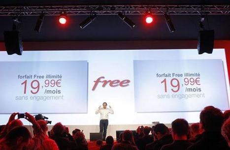 20minutes : Forfaits Free Mobile: Les offres à la loupe | LYFtv - Lyon | Scoop.it