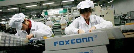 Foxconn cuts 60,000 jobs, replaces with robots   Re-Ingeniería de Aprendizajes   Scoop.it