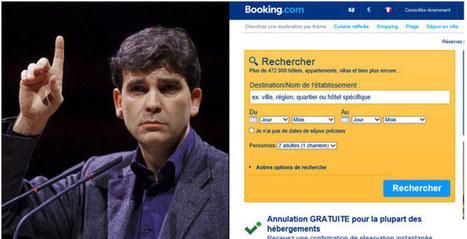 Légiférer, interdire... Booking assigné en justice ! | La Tribu(ne) Ohayon | Web 2.0 et société | Scoop.it
