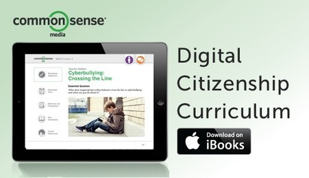 Announcing Our Free iBooks Textbooks! | Thinking about Digital Citizenship | Scoop.it