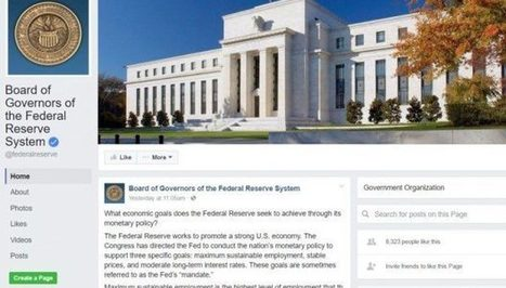 Federal Reserve launches Facebook page, people respond brilliantly | Everything You Need to Know           Re: Bernie Sanders | Scoop.it