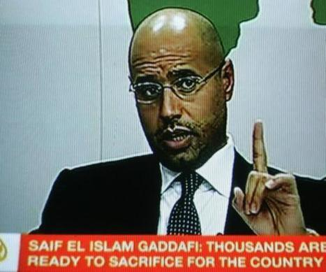 Libyan court charges 20 Gadhafi-era officials for killing protesters - UPI.com | Saif al Islam | Scoop.it