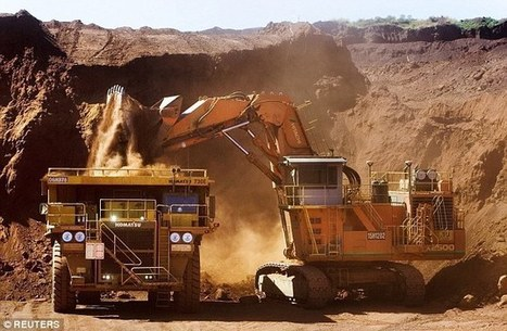 BHP Billiton sees profits drop 31% as commodity markets collapse  | Aluminium and Mining industry | Scoop.it