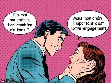 Dis-moi ma chérie, t'as combien de fans ? | Community Management | Scoop.it