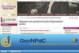 GénéInfos: Etat-civil du Pas-de-Calais : l'association obtient des réponses ! | GenealoNet | Scoop.it