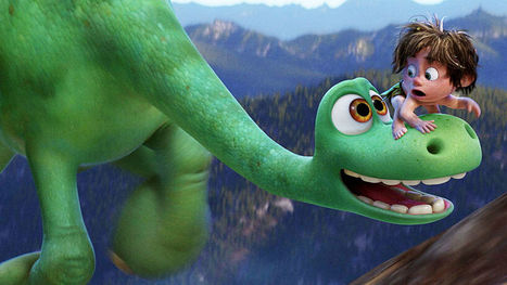 "7 Tips On Emotional Storytelling, Pixar-Style, From The Writer Of ""Inside Out"" And ""The Good Dinosaur"" 