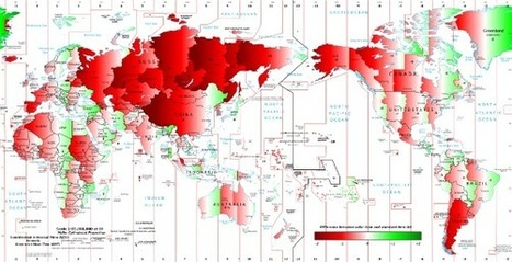 The Global Market, According to Your Time Zone - Language Trainers | Wait a moment, it´s time to international business | Scoop.it