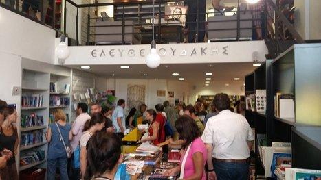 Eleftheroudakis, librairie centenaire d'Athènes, a fermé | TdF  |   Culture & Société | Scoop.it
