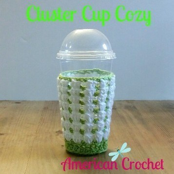 Cluster Cup Cozy | Crochet | Scoop.it