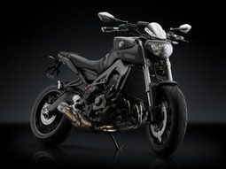 Yamaha MT-09 Street Tracker: Special Edition from dirt and scrambler | Celebrity World | Scoop.it