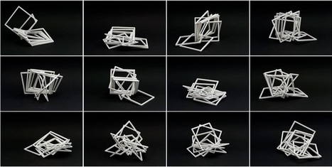 Nils Folke Anderson: Reciprocal link (Instances) | Art Installations, Sculpture, Contemporary Art | Scoop.it