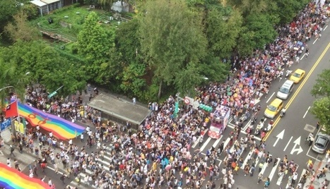 Why is Taiwan the best place to be gay in Asia?   LGBT Times   Scoop.it