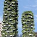 Le Boscoverticale : immeuble végétal, dans le centre de Milan. | L'agenda Déco - architecture | Scoop.it