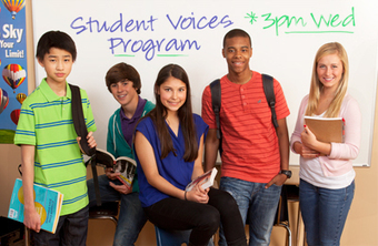 "The Power of Student Voice / Triumph Learning Insider Blog | Buffy Hamilton's Unquiet Commonplace ""Book"" 