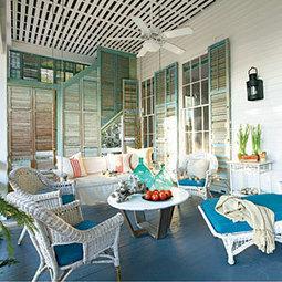 20 Easy Summer Upgrades for Outdoor Spaces | Interioraholic | Scoop.it